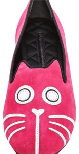 Marc by Marc Jacobs Raspberry Flats