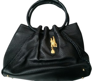 Ashneil Satchel in Black