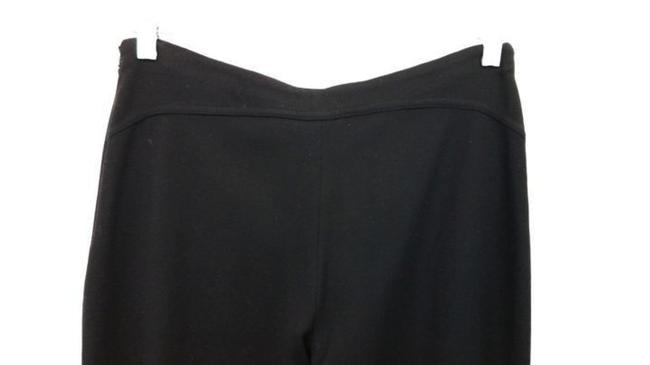 Chanel Straight Pants Black Image 3