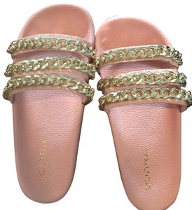 Liliana Dusty Pink Sandals