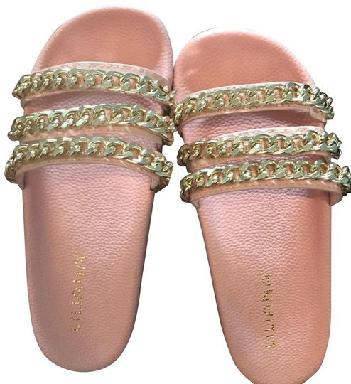 Liliana Dusty Pink Sandals Image 0