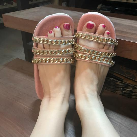 Liliana Dusty Pink Sandals Image 1