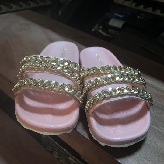 Liliana Dusty Pink Sandals Image 4