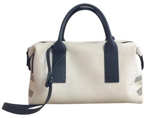 Brunello Cucinelli ivory Travel Bag