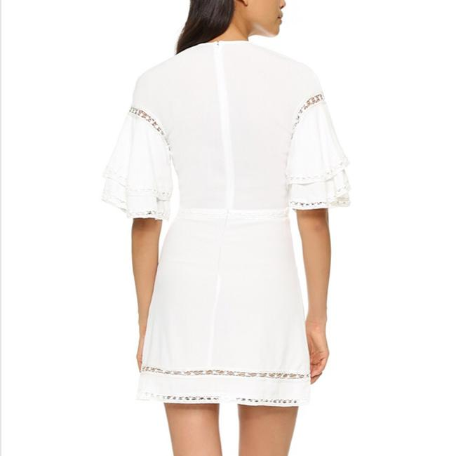 For Love & Lemons short dress white on Tradesy Image 1