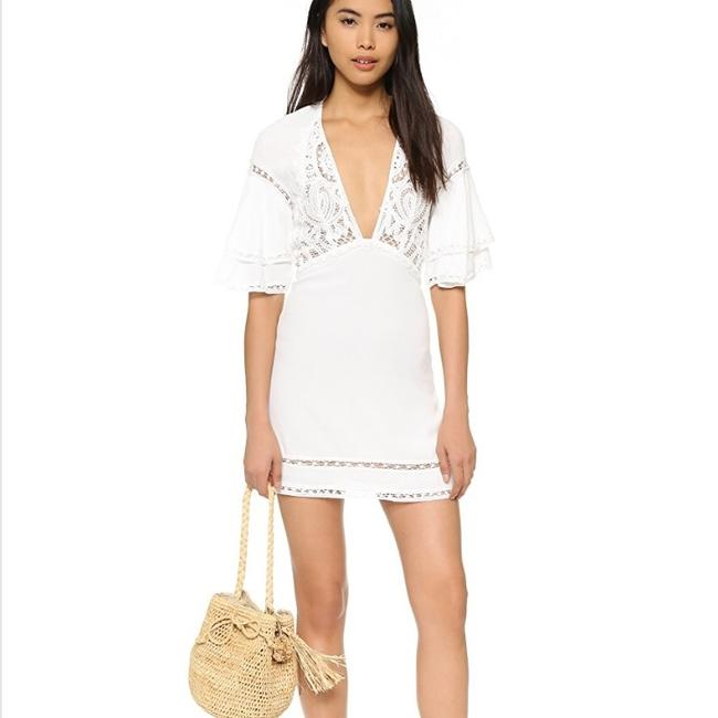 For Love & Lemons short dress white on Tradesy Image 3