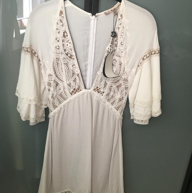 For Love & Lemons short dress white on Tradesy Image 5