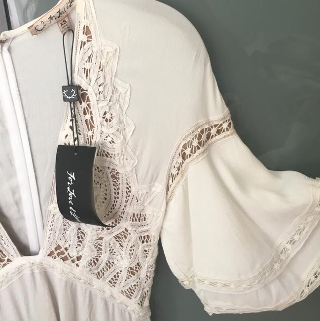For Love & Lemons short dress white on Tradesy Image 6