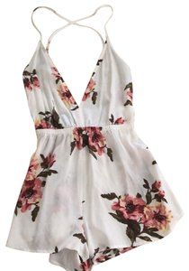 fad6a2f98a4 White Flynn Skye Rompers   Jumpsuits - Up to 70% off a Tradesy