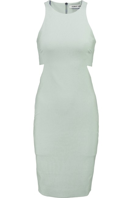 Elizabeth and James Sheath Stretchy Cut-out Date Night Bodycon Dress Image 2