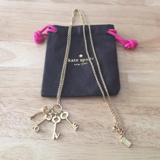 Kate Spade Kate Spade Ever and Ever Key Pendant Necklace Image 5