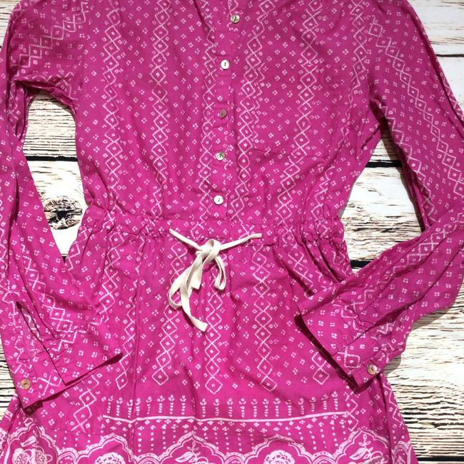Anthropologie short dress pink on Tradesy Image 2
