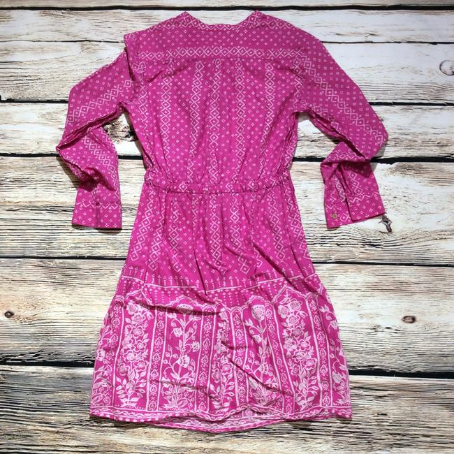 Anthropologie short dress pink on Tradesy Image 4