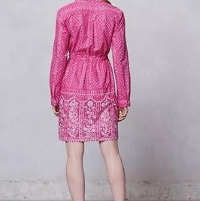 Anthropologie short dress pink on Tradesy Image 7
