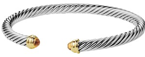 David Yurman David Yurman Cable Classics 5mm Citrine Bracelet