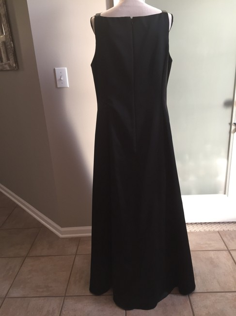 Betsy & Adam Long Gown Special Occasion 16w Dress Image 3