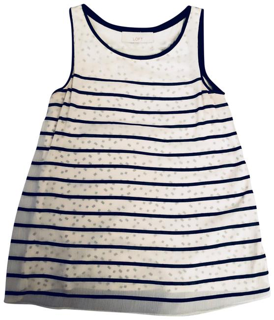 Preload https://img-static.tradesy.com/item/23060417/ann-taylor-loft-cream-confetti-striped-sleeveless-blouse-size-0-xs-0-1-650-650.jpg
