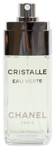 Chanel Cristalle Eau Verte EDT 3.4oz/100ml NEW (tester, no box, no lid)