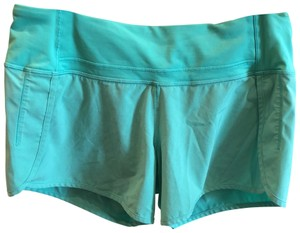 "Lululemon Shorts turquoise ""tonic sea """