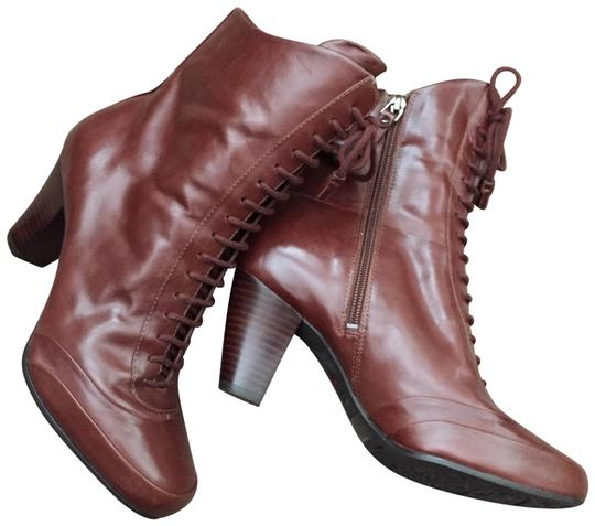 Preload https://img-static.tradesy.com/item/23060620/clarks-brown-lace-up-bootsbooties-size-us-8-regular-m-b-0-1-540-540.jpg