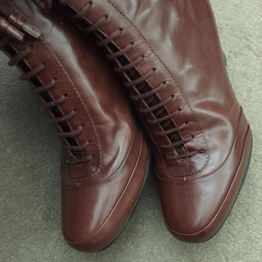 Clarks brown Boots Image 2