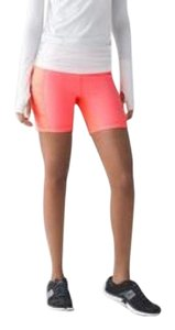 Lululemon Shorts grapefruit