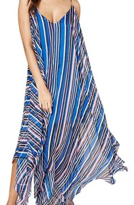 blue Maxi Dress by bebe