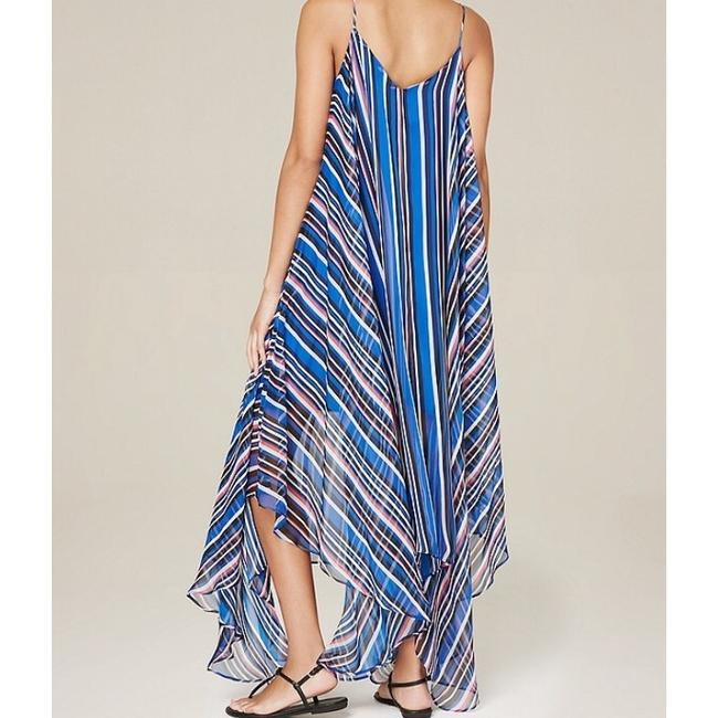 blue Maxi Dress by bebe Image 2