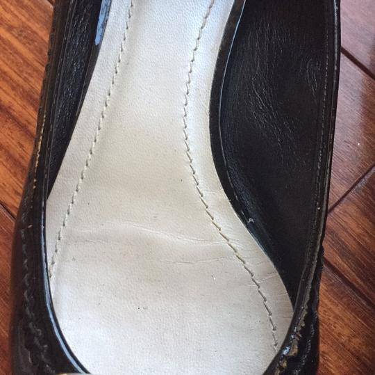 Diego di Lucca black patent leather Flats Image 2