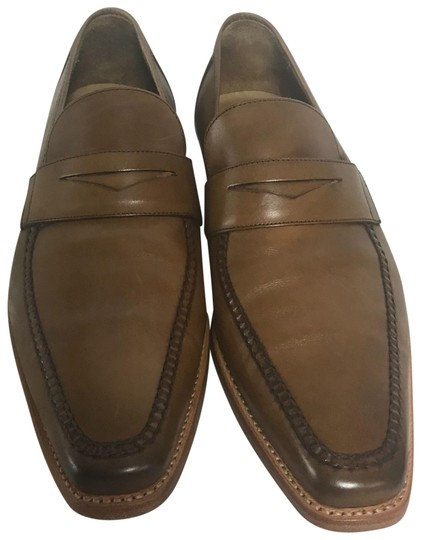 Preload https://img-static.tradesy.com/item/23060899/brown-made-by-hand-leather-men-s-flats-size-us-10-regular-m-b-0-1-540-540.jpg