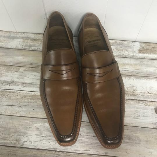 Cordwainer Men's Brown Flats Image 1