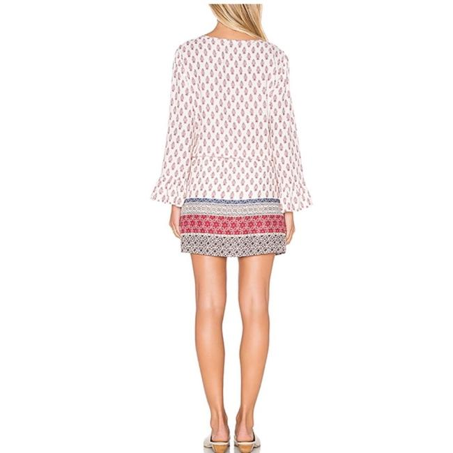Sanctuary short dress Pink Multi Color on Tradesy