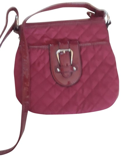 Croft & Barrow Quilted Patent Leather Shoulder Bag Image 0