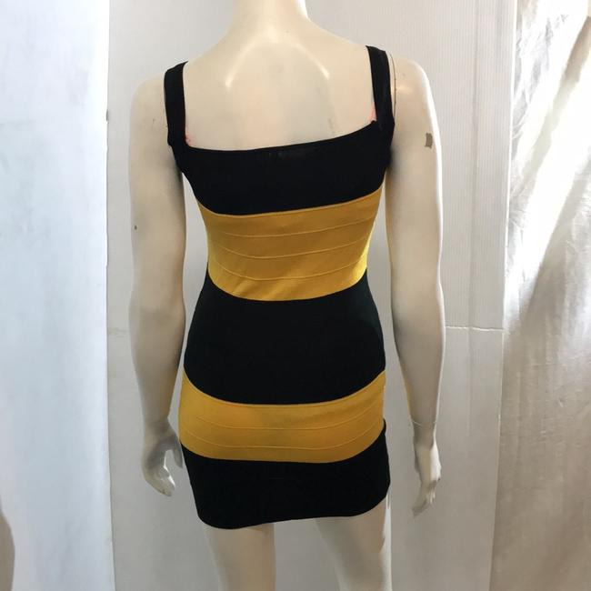 Si Style Dress short dress Black and yellow on Tradesy Image 6