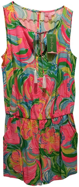 Lilly Pulitzer Dress Shorts Brights Image 0
