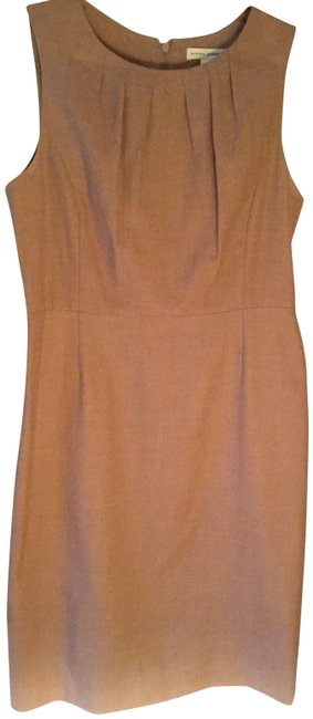 Preload https://img-static.tradesy.com/item/23061376/banana-republic-taupe-tropic-weight-stretch-wool-mid-length-workoffice-dress-size-12-l-0-3-650-650.jpg