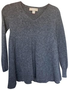ply cashmere Top gray