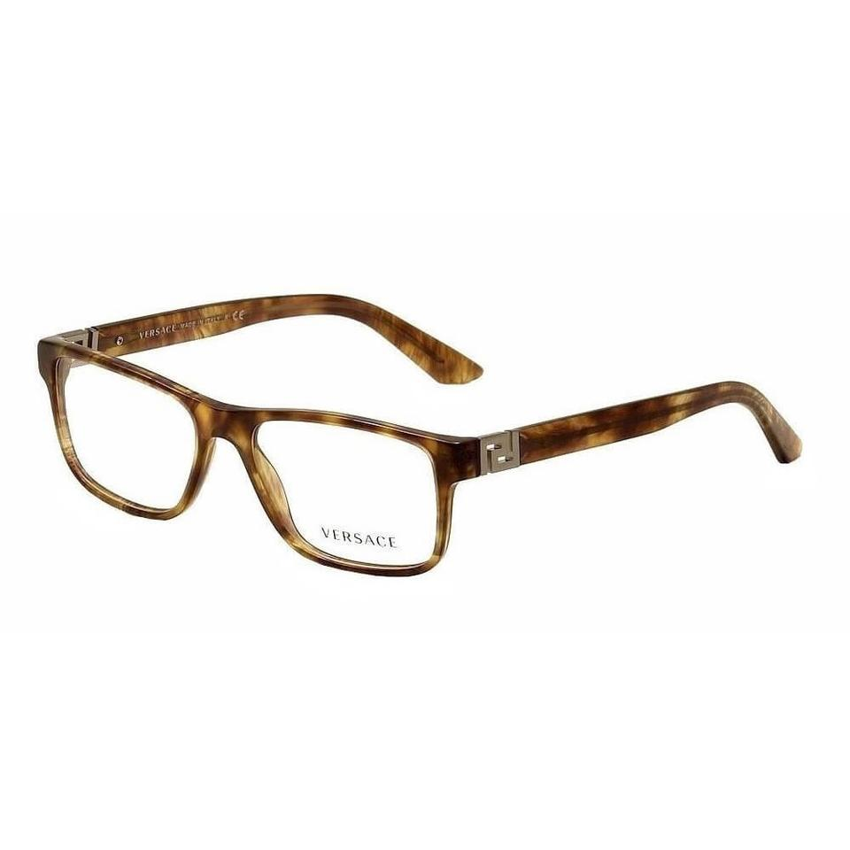 Versace 108 Tortoise & Gold Frames New Rx-able Ve 3209 55-17 ...