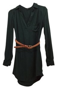 Sparkle & Fade Shirtdress Tunic