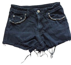 Car Mar Shorts Black