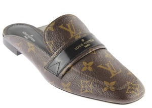 Louis Vuitton Monogram Mules