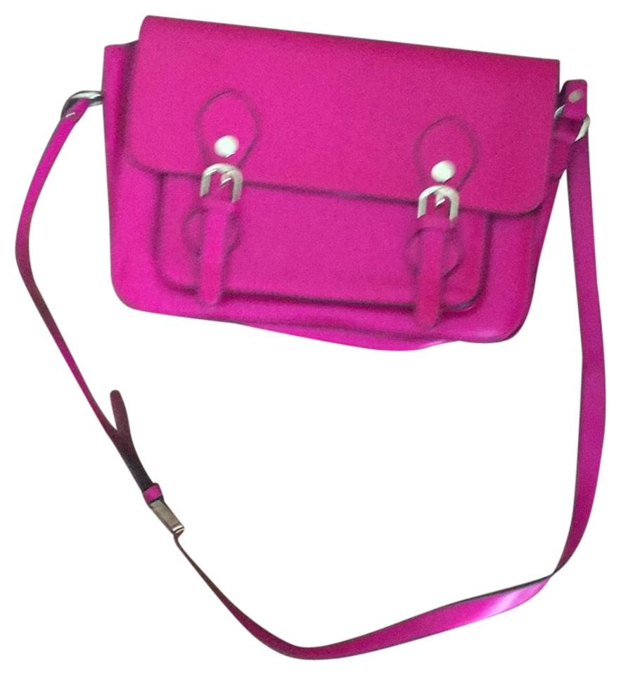 145cb16183 Steven by Steve Madden Fuschia Pink Cross Body Bag - Tradesy