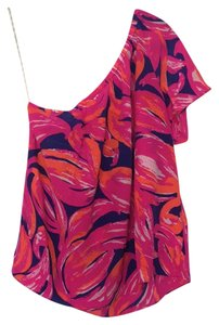 Lilly Pulitzer Top Pink, orange, blue