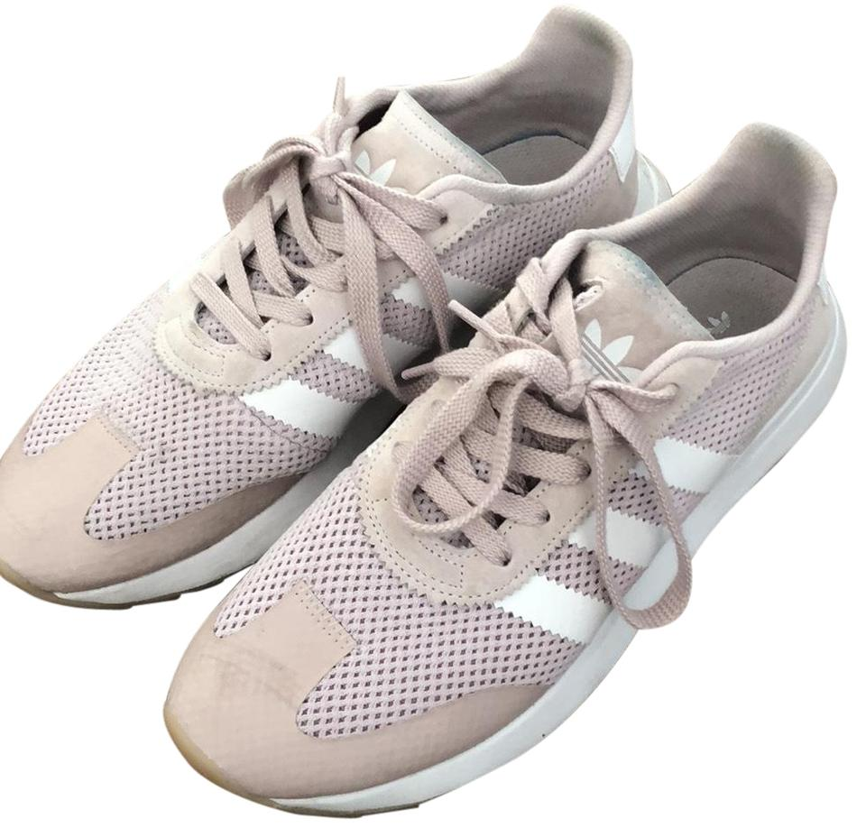 women adidas wide Pink Sneakers a wide adidas range of products e5d1fa