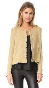IRO Elizabeth And James Isabel Marant The Row Tibi Rachel Comey Sand Jacket