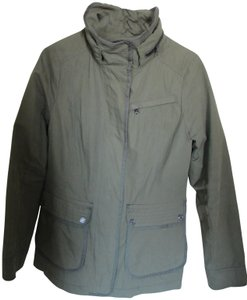 7 For All Mankind Khaki Green Jacket