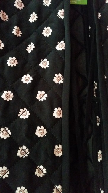 Kate Spade Black-pink (Nwt) Ditzy Quilted Floral Silk Jacket Size 6 (S) Kate Spade Black-pink (Nwt) Ditzy Quilted Floral Silk Jacket Size 6 (S) Image 6