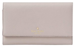 Kate Spade KATE SPADE Mikas Pond Phoenix Trifold Leather Wallet Neda