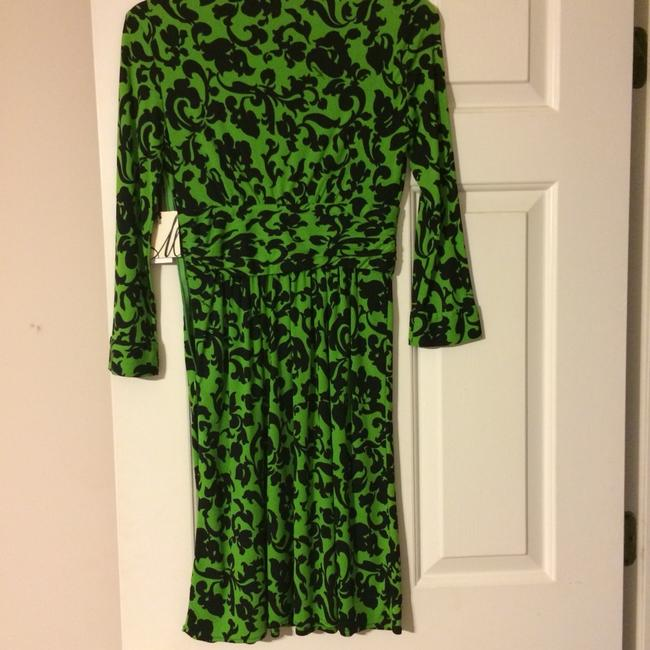 Green And Black Maxi Dress by MILLY