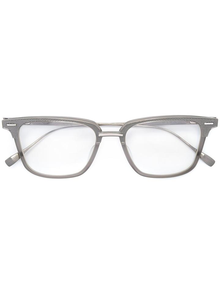 Dita Silver New Oak Drx2085 Matte Antique Gray Optical Frames ...